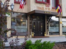 Daily Plaza Hotel, hotel in Suceava
