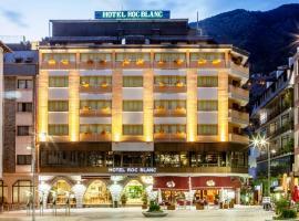 Roc Blanc & Spa, hotel spa en Andorra la Vella