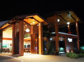 Villa Rio Branco Concept Hotel, отель в городе Риу-Бранку
