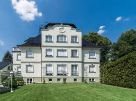 Hotel Villa am Waldschlösschen, Privatzimmer in Dresden