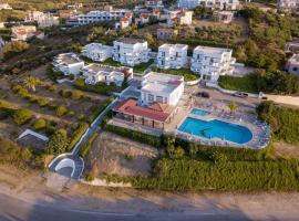Hotel Mimoza, hotel near Stalos Beach, Agia Marina Nea Kydonias