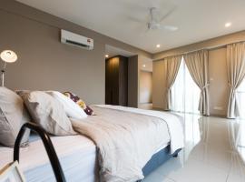 SR 1 - 2500sqft Grand SeaView Suite (10pax), apartment in Bayan Lepas