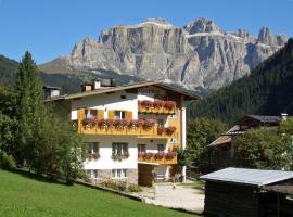 Albergo Majorka, hotel a Canazei