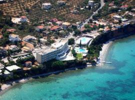 Messinian Bay, отель в Каламате