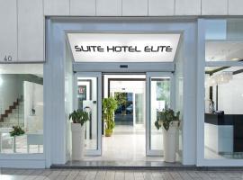 Suite Hotel Elite, hotel en Bolonia