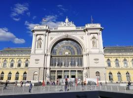Good Luck, zasebna nastanitev v Budimpešti