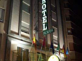 Hotel Florida, hotel en Albacete