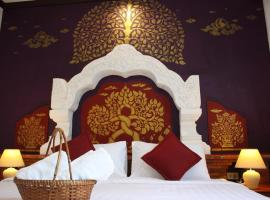 Phiphu Art and Gallery Boutique Sukhothai, hotel in Sukhothai