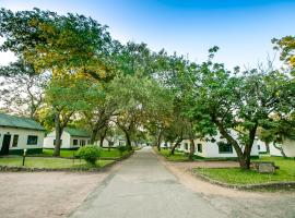 Victoria Falls Rest Camp and Lodges, hotel in Victoria Falls