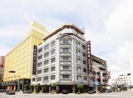 合歡精緻商旅,花蓮市花蓮天惠堂附近的飯店