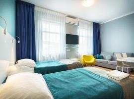 Hotel Jarota – hotel w Jarocinie