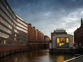 AMERON Hamburg Hotel Speicherstadt, hotel in Hamburg City Center, Hamburg