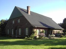 Bauernhof Barlo, budget hotel in Bocholt