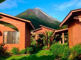 Hotel El Silencio del Campo, hotel cerca de Ecoglide Arenal Park, Fortuna
