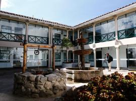 Casa Andina Premium Cusco, hotel en Cuzco