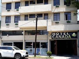 Hotel Canadá, hôtel à Toluca