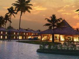 Lakesong Resort, accessible hotel in Kumarakom