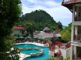 Anyavee Ao Nang Bay Resort, resort in Ao Nang Beach