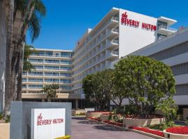 The Beverly Hilton, hotel in Beverly Hills, Los Angeles
