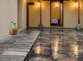 Hotel Residencia del Puente, Hotel in Quetzaltenango