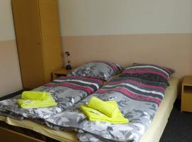 Hotel Elmontex, hotel em Ostrava