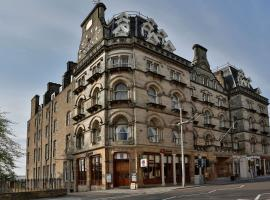 Best Western Queens Hotel, hotel near St Andrews - Eden Course, Dundee