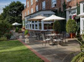 Best Western Homestead Court Hotel, hotel in Welwyn Garden City