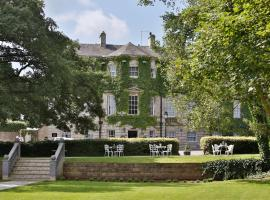 Best Western Plus Aston Hall Hotel, hotel near Birley Wood Golf Club, Aston