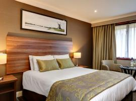 BEST WESTERN Brook Hotel, hotel in Norwich