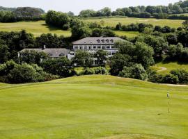 Best Western The Dartmouth Hotel, Golf & Spa, hotel in Dartmouth
