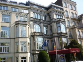 Best Western Plus Park Hotel Brussels, hotel in Brussels