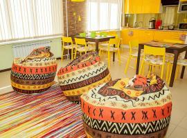 Мини-отель Клуб путешественников, отель в Туле