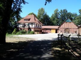 Hof Berens, hotel near Safari Park, Hövelhof