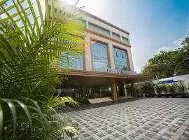 Crossway Parklane Airport Hotel Chennai, hotel near Chennai International Airport - MAA,