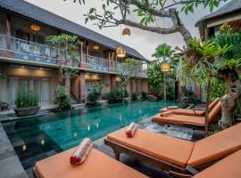 Tetirah Boutique Hotel, hotel in Ubud