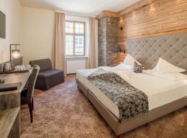 BEST WESTERN Plus Hotel Goldener Adler Innsbruck, boutique hotel in Innsbruck