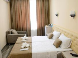 Hotel New Avlabari, отель типа «постель и завтрак» в Тбилиси