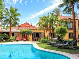 Villa El Mirador, hotell nära Marbella busstation, Marbella