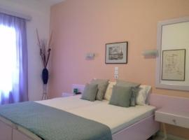 Philippos Apartments, pet-friendly hotel in Acharavi