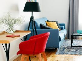 Perfect modern apartment in the heart of Tallinn, huoneisto Tallinnassa