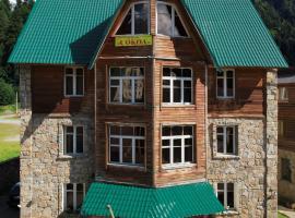 Отель Сокол, отель в Домбае