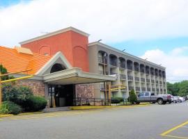 Howard Johnson by Wyndham Clifton NJ, hotel near The Ridgewood Country Club, Clifton