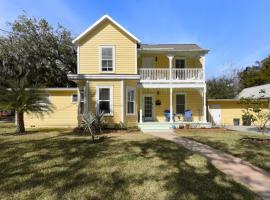 Villa Sanchez #1, apartment in St. Augustine