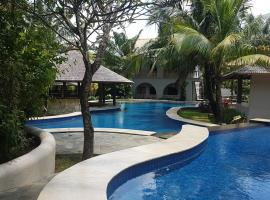 Coconut lodge, hotel with pools in Jepara
