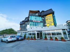 Hotel & Restaurant Great Wall, hotel near Sarajevo International Airport - SJJ, Sarajevo