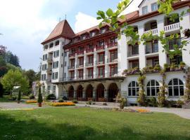 Mattenhof Resort, hotel in Interlaken