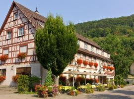 Gasthof Restaurant Hirsch, Hotel in der Nähe von: EWS-Arena, Bad Ditzenbach