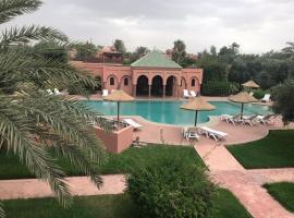 Villa avec piscine a Marrakech, villa in Marrakesh