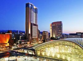 Hotel Nikko Kanazawa, hotel in Kanazawa