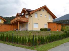Villa Alpenrose, Hotel in Kötschach-Mauthen